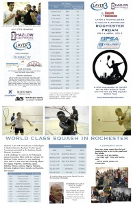 2013 Tournament Brochure